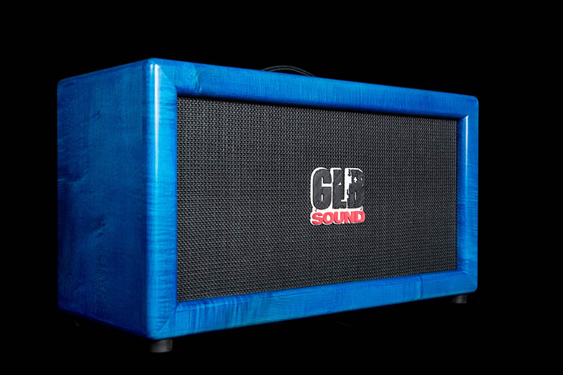 alligator - maple - osvaldo di dio - cabinet - glb sound - 2x12