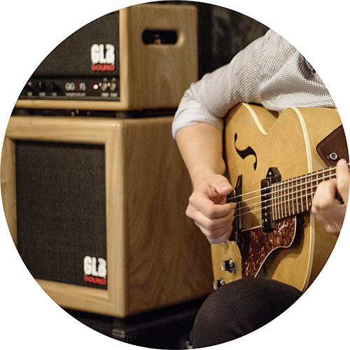 GLB sound - Jazz style