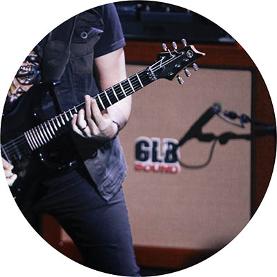 Rock Style - Solid Body Guitar