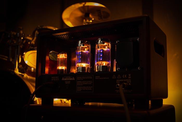 valvestate amp - GLB Sound - GIG50 - tubes