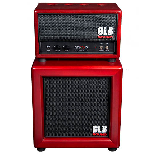GIG50FS - Head + Cabinet - GLB Sound - Valvestate setup designed for archtop