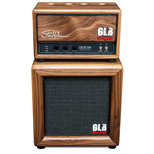 GIG50SH - Head + Cabinet - GLB Sound - Valvestate setup designed for archtop - Steve Herberman Signature
