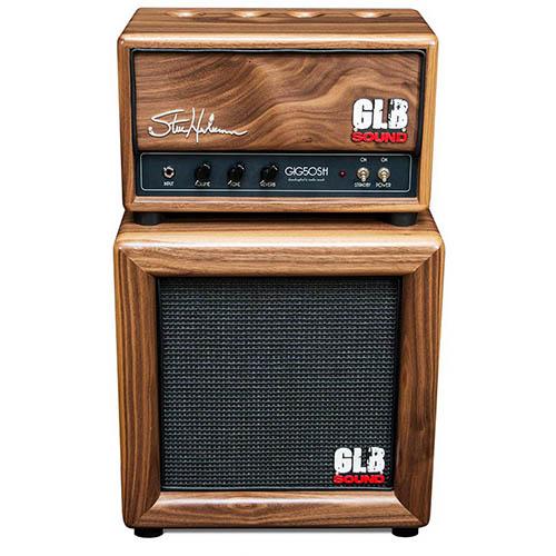 GIG50SH - Head + Cabinet - GLB Sound - Valvestate setup designed for archtop - Steve Herberman Signature