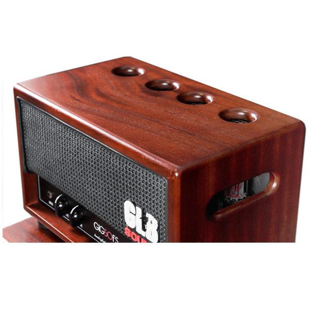 GIG50FS - Sapele - Brown - GLB Sound