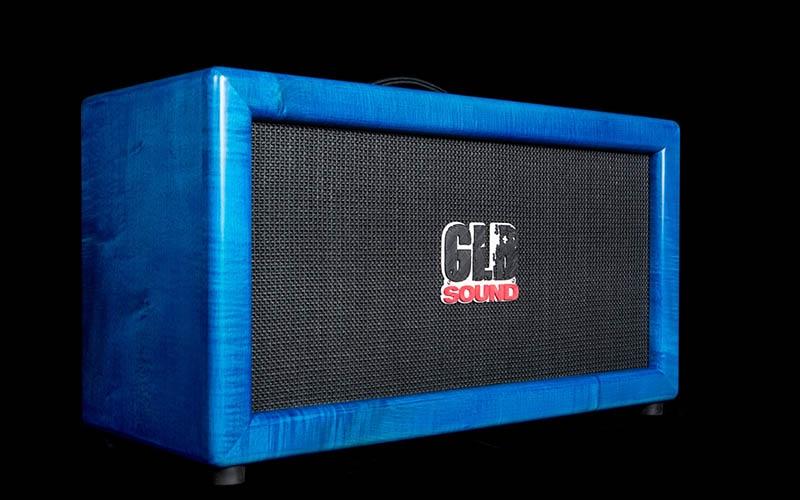 alligator - maple - osvaldo di dio - cabinet - glb sound - 2x12