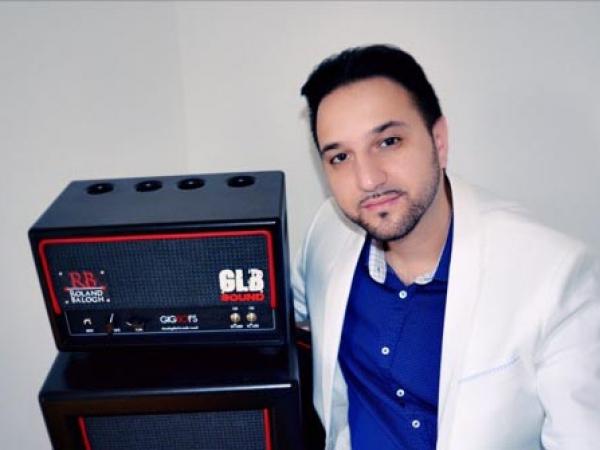 Roland Balogh - GLB Sound Artist - GIG50